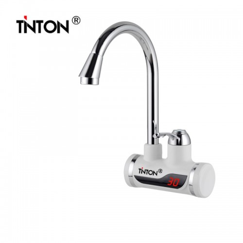 Electric hot Water Heater Faucet Kitchen Instant Heating