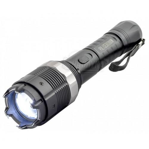 spin zoom flashlight Ultra Fire LB 2014-2 mechanical focusing light LED rechargeable flashlight