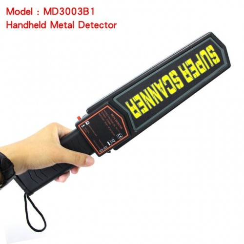 Portable Metal Detector Professional Super Scanner Tool metal Finder Security Weapon Detector Monitor