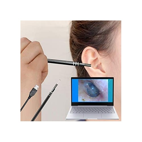 HD Visual PC Ear Inspection Mini Camera Ear Spoon Earpick With Earwax Removal