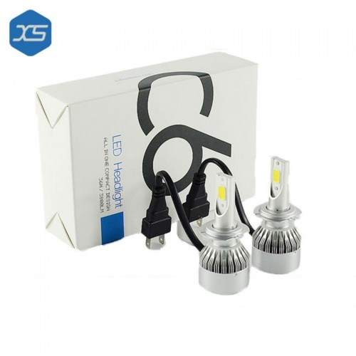 KIT H11 LED 6000K SLIM 3600lm
