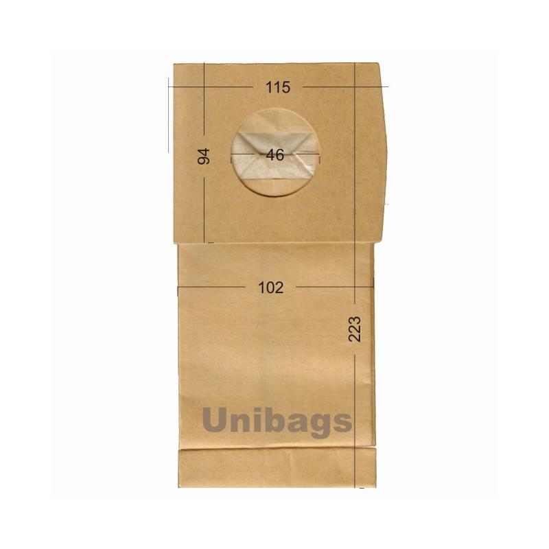 1720 - Unibags  PHILIPS ΑΝΤΑΛΛΑΚΤΙΚΑ ΗΛ. ΣΚΟΥΠΑΣ
