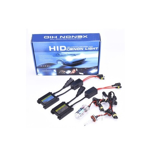 GB H4 BI 6000K XENON KIT