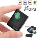 GPS TRACKER - DVR CAMERA