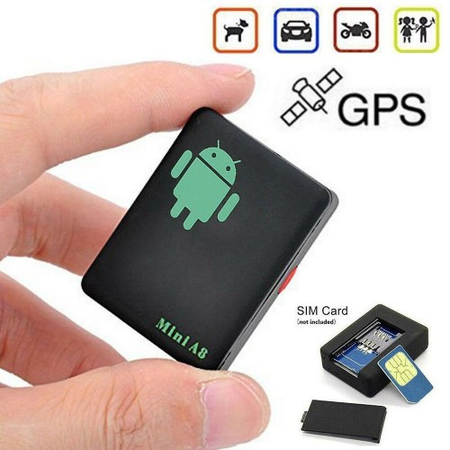 GPS TRACKER - DVR CAMERA