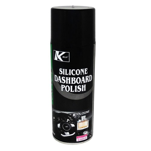 Auto Silicone Dashboard Polish
