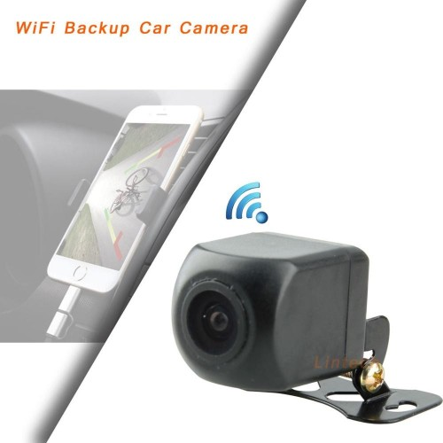 wifi rearview camera