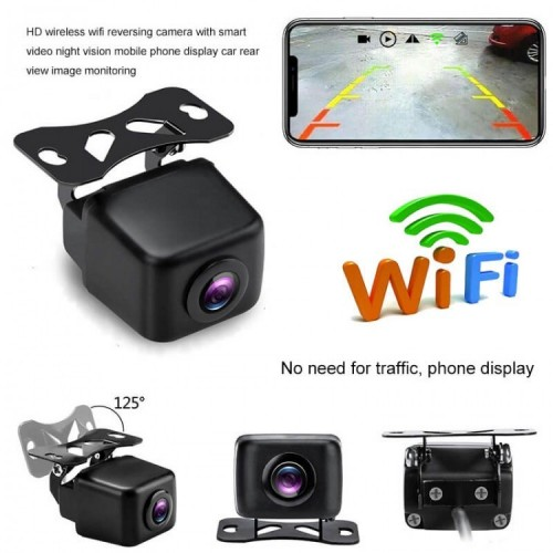 Best WiFi Backup Camera System by Rear View Safety