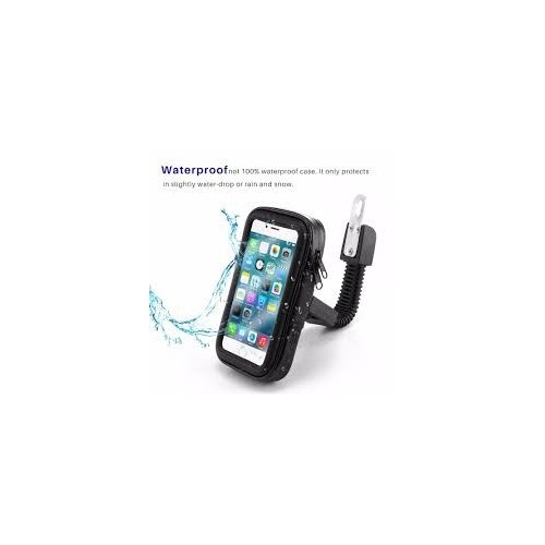 Waterproof Bike Mount Bag USB