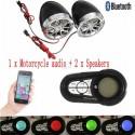 Waterproof Motorcycle Audio Radio Anti- theft System