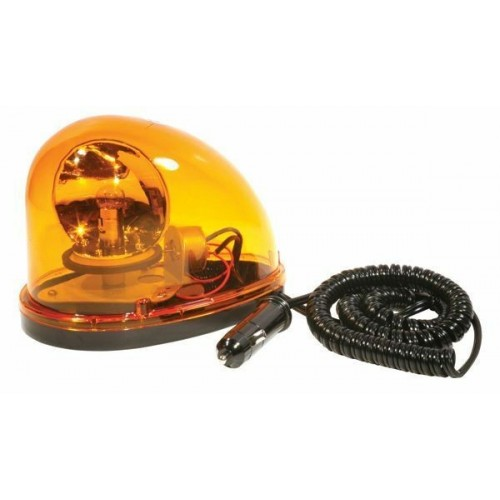 PORTABLE EMERGENCY ROTATING AMBER Revolving