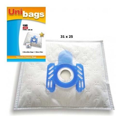Premium Vacuum Cleaner Dust Bags For AEG, ELECTROLUX: Vampyr