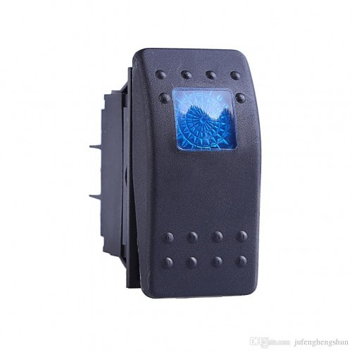 MARINE BOAT RV ROCKER SWITCH