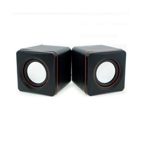 Notebook 2 Pcs Multi-Media Speaker