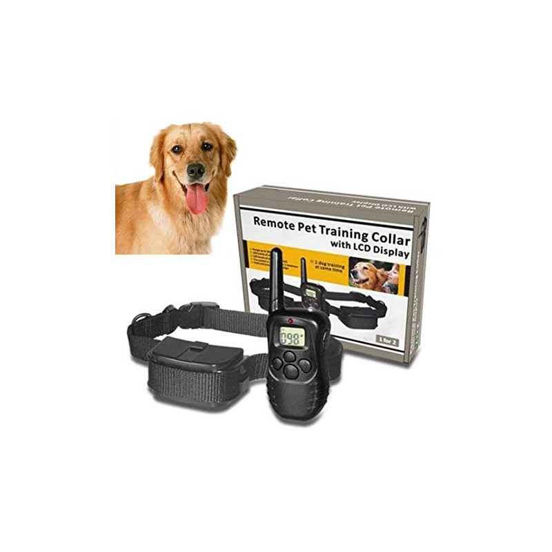 OEM PRODUCTS REMOTE PET TRAINING COLLAR LCD