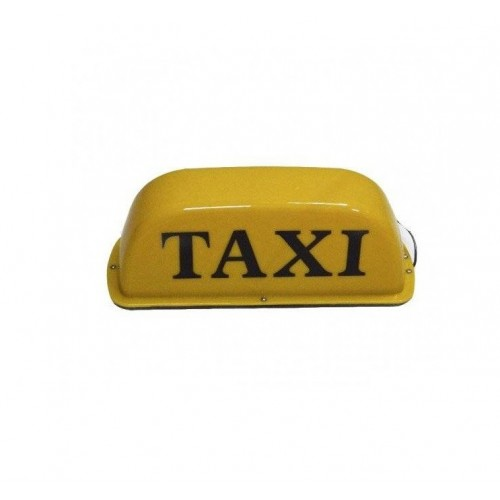 12V LED Taxi Light Waterproof Taxi Roof Lamp Cab Taxi Sign Car Magnetic Sign Lamp Fantastic