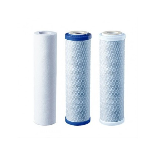 "Details about  10"" Reverse Osmosis Replacement RO Water Filters fits all RO , Water Fed Pole"
