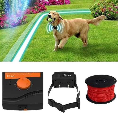 HIDDEN ELECTRONIC DOG FENCE SYSTEM W-228