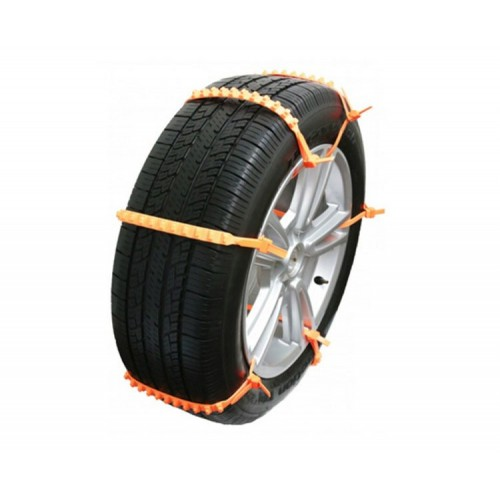 Details about  Zip Grip Go Emergency Tire Chain Traction for Snow Ice Mud in Car Van SUV