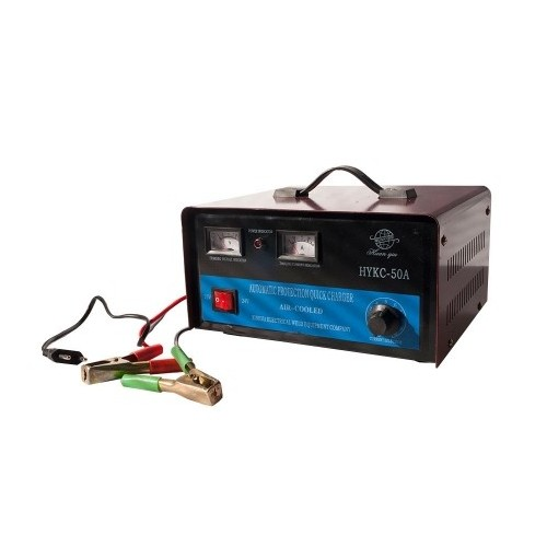 CAR BATTERY CHARGE 50A