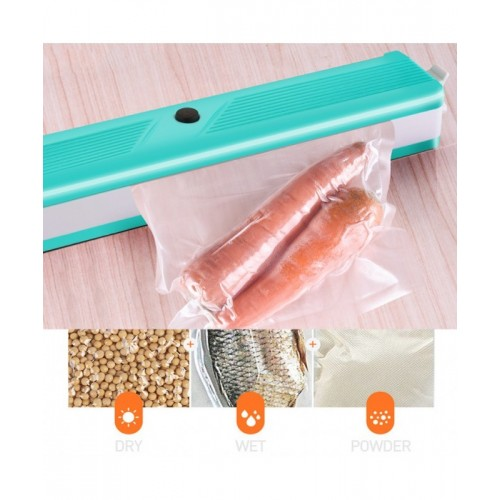 DZ280 Vacuum Food Sealer Automatic Sealing System Machine 100W