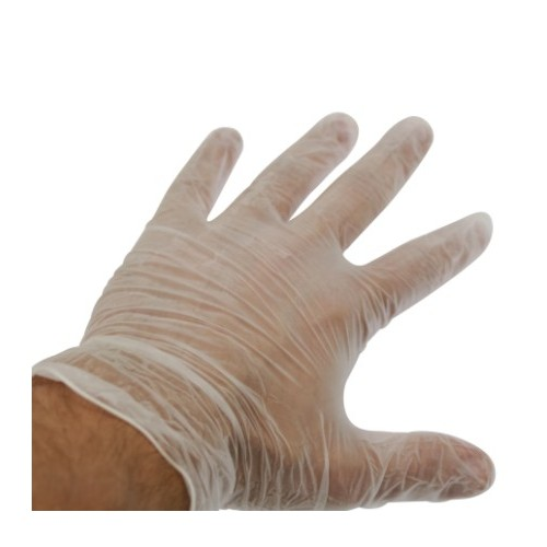 VINYL GLOVES 10pcs