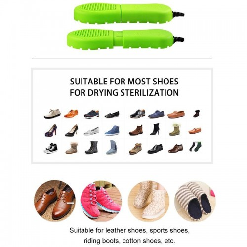 Electric shoe dryer deodorant for shoes