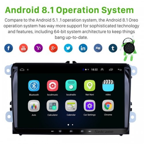 vw group android 9 intz CAR PLAYER