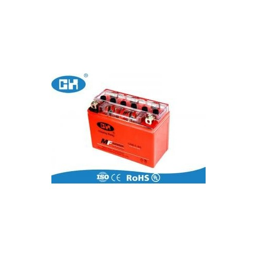 Lightweight Gel Motorcycle Battery 12V 6.5Ah 6.5Ah Low Self