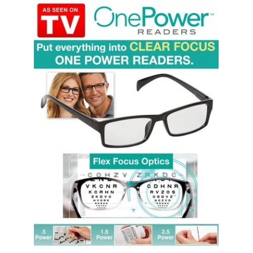 Read Small Print and Computer Screens No Changing Glasses Flex Focus Optics Dropshipping