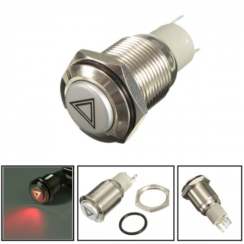 LED Motorcycle Switch HEADLIGHT