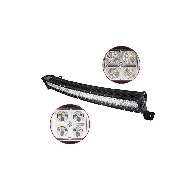 180w LED WORK LIGHT BAR COMBO