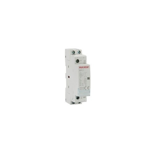 LOAD-SHEDDING RELAY DIN RAIL 2P 2NO 25A 230VAC EPC1 MXG