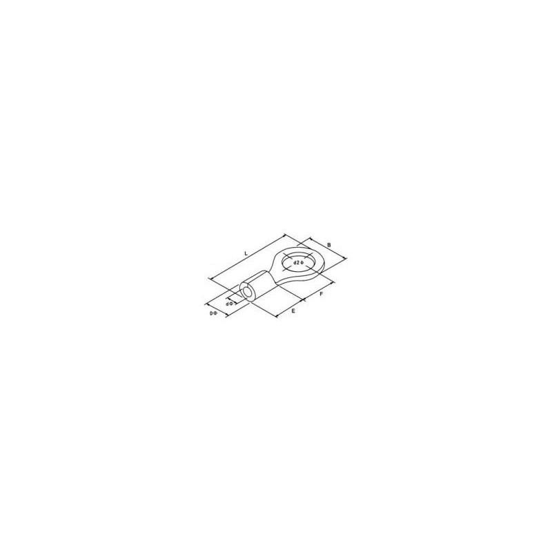 ΑΚΡΟΔΕΚΤΗΣ FASTON ΟΠΗΣ ΜΟΝΩΜΕΝΟΣ 10,4mm ΓΙΑ ΑΓΩΓΟΥΣ 4mm