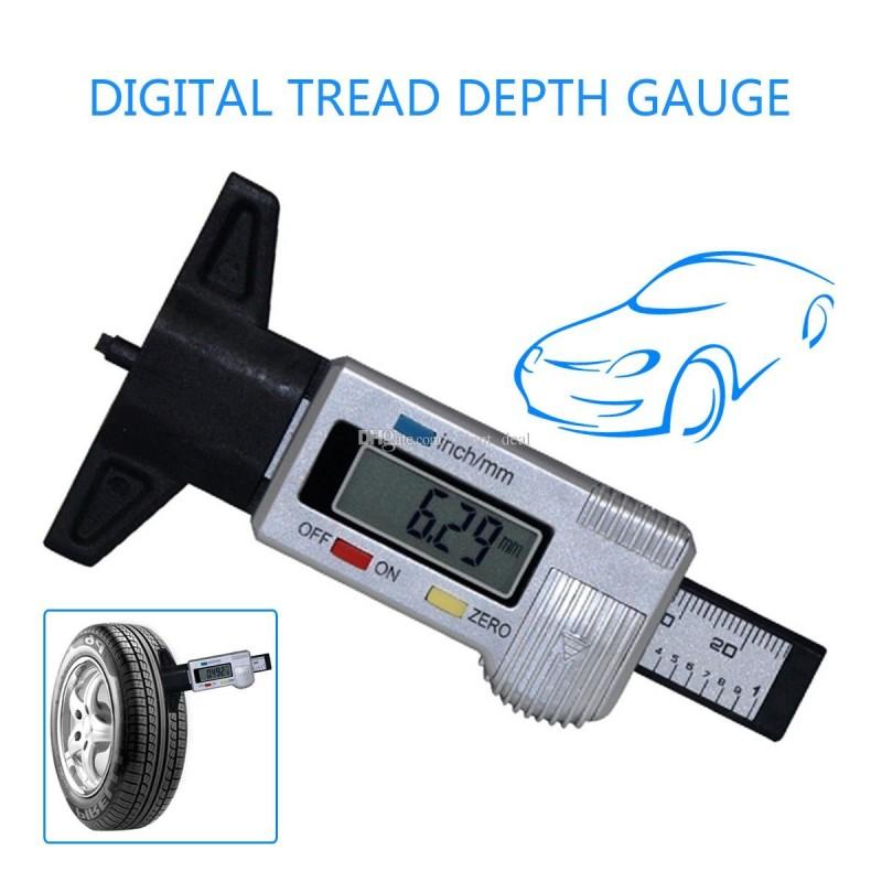 Digital Tire Tread ΟΡΓΑΝΑ