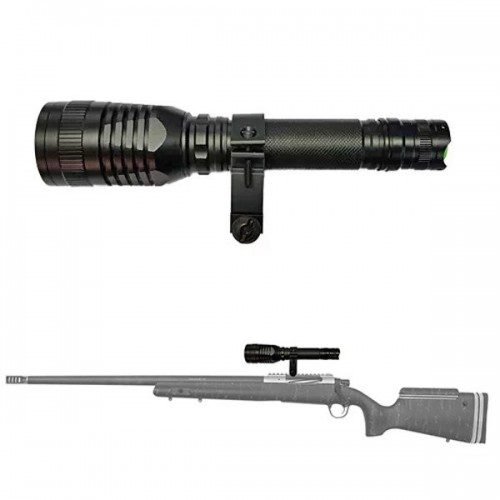 GUN Hunting LED Flashlight - with CREE T6 LED