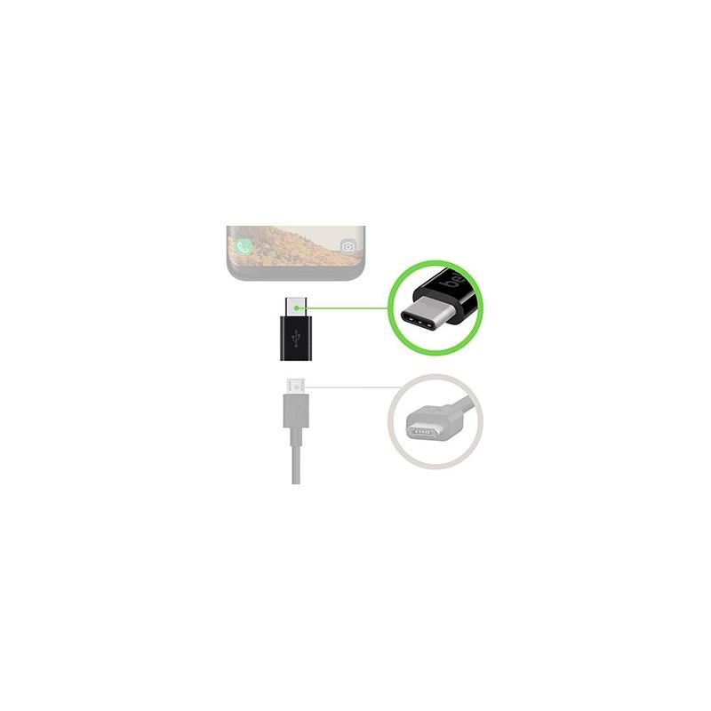 MICRO USB TO TYPE C CONNECTORS