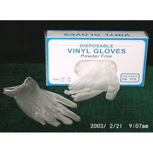 Ultra Stretch PF Vinyl Gloves 100 pcs VINYL GLOVES