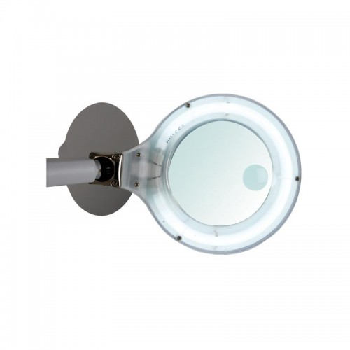 TABLETOP MAGNIFYING GLASS (5X)+CAP 12W 2012B-2F