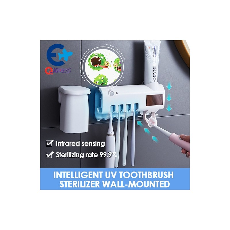 toothbrush sterilizer Home