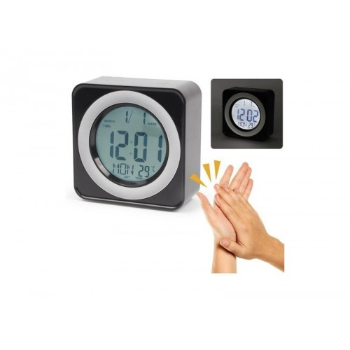 Desktop Digital clock with alarm functions big display
