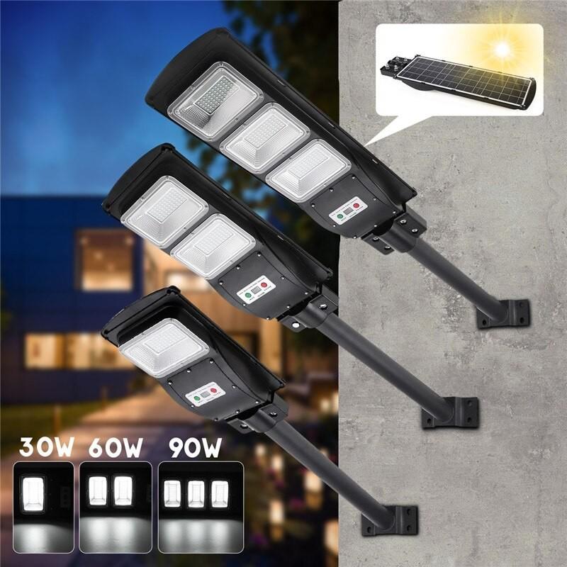 Solar-Street-Light-30W ΦΩΤΟΒΟΛΤΑΪΚΑ