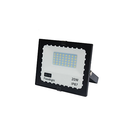 LED Floodlight SMD Mini 20W 90LM