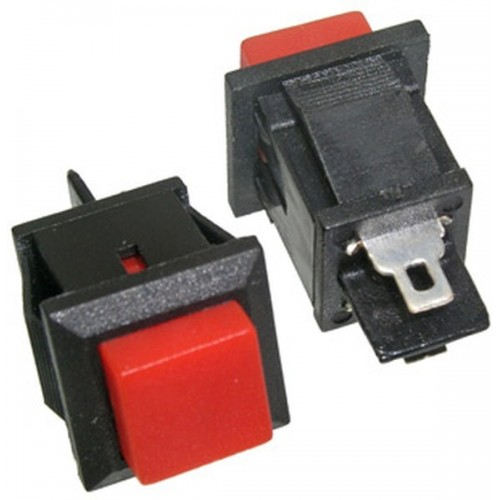 PUSH on Push Button Switch 3A 125VAC