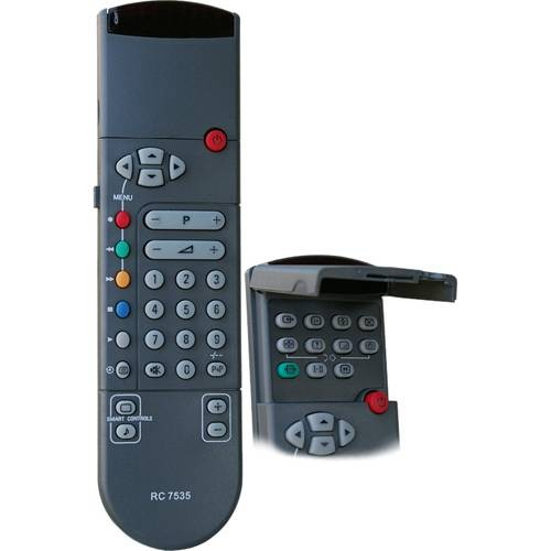 PHILIPS TV REMOTE RC7535/01 24PW6407/05 28PW5407/05 28PW6006/06 32PW6006
