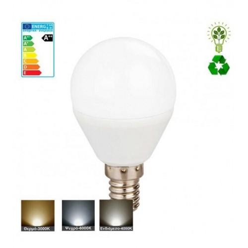 E14 LED Edison Small Screw Golf Ball Bulb