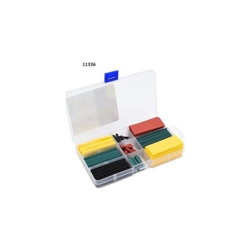 120pcs/pack Heat Shrink Tube Adhesive Cable Protective Sheath