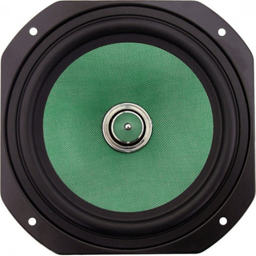 """GLFD Series Woofer Megaphone with Black Rubber Edge 8\\"""", 8Ω, 350W."""