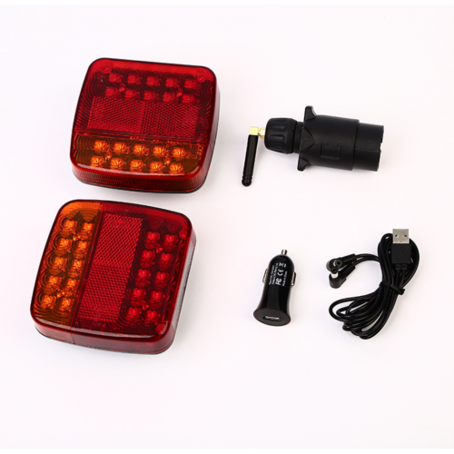WIRELESS MAGNETIC LED TRAILER LIGHT SET