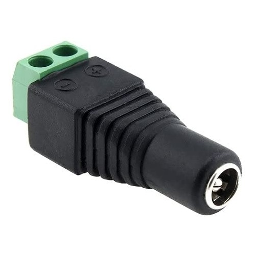Female DC Power Jack Adapter Connector Plug
